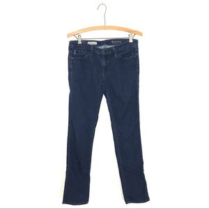 AG Jeans The Stilt Cigarette Dark Wash 27R B4